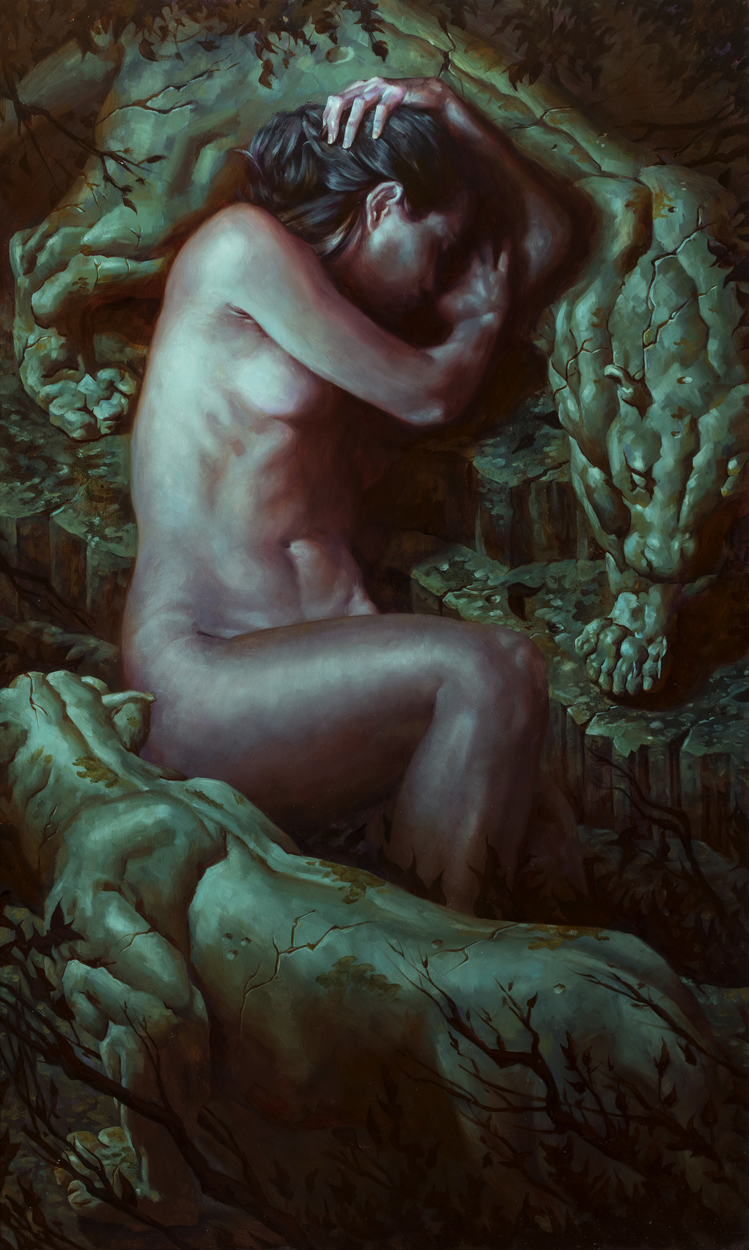 Accursed Artwork by Michael C. Hayes