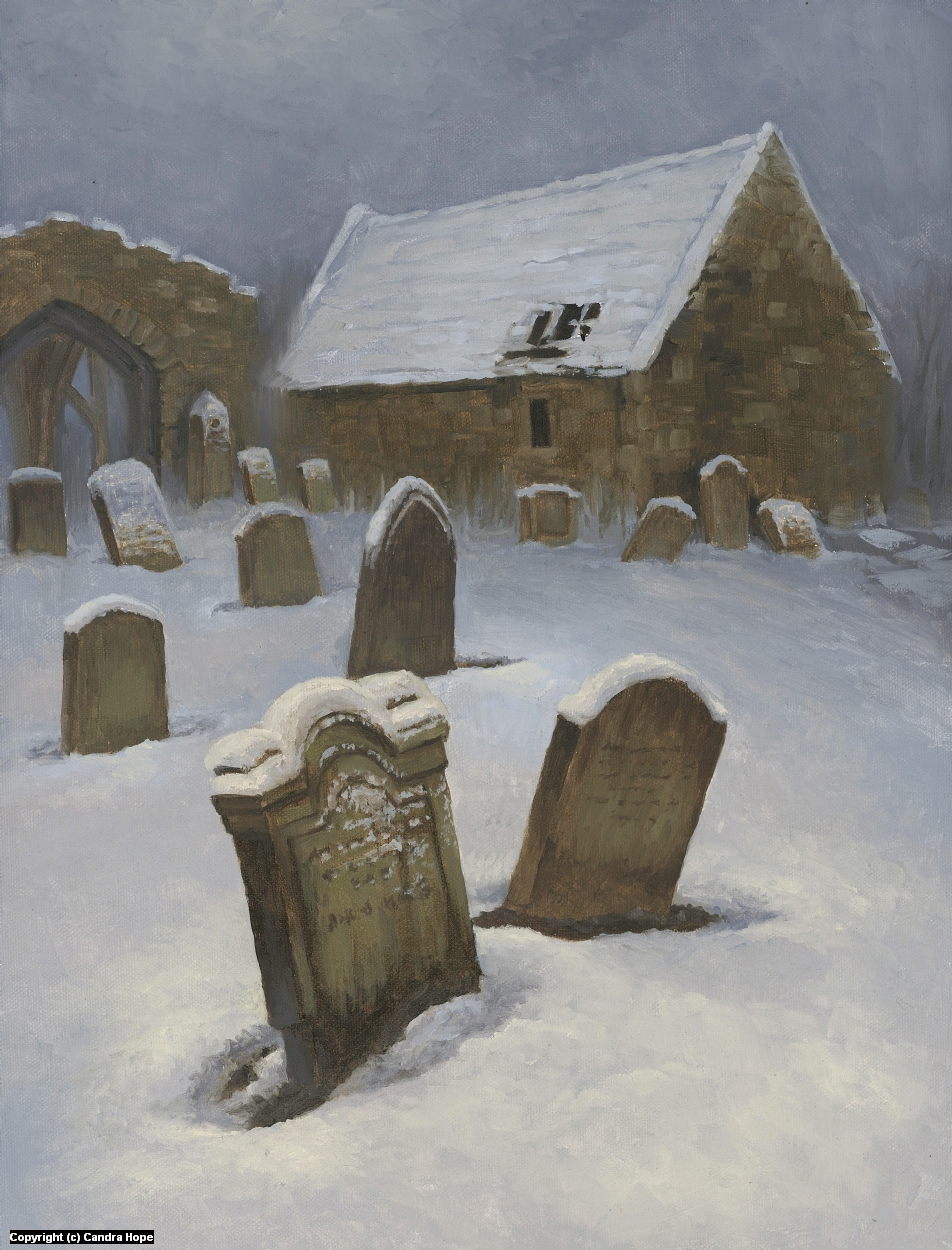 The Dead of Winter Artwork by Candra Hope