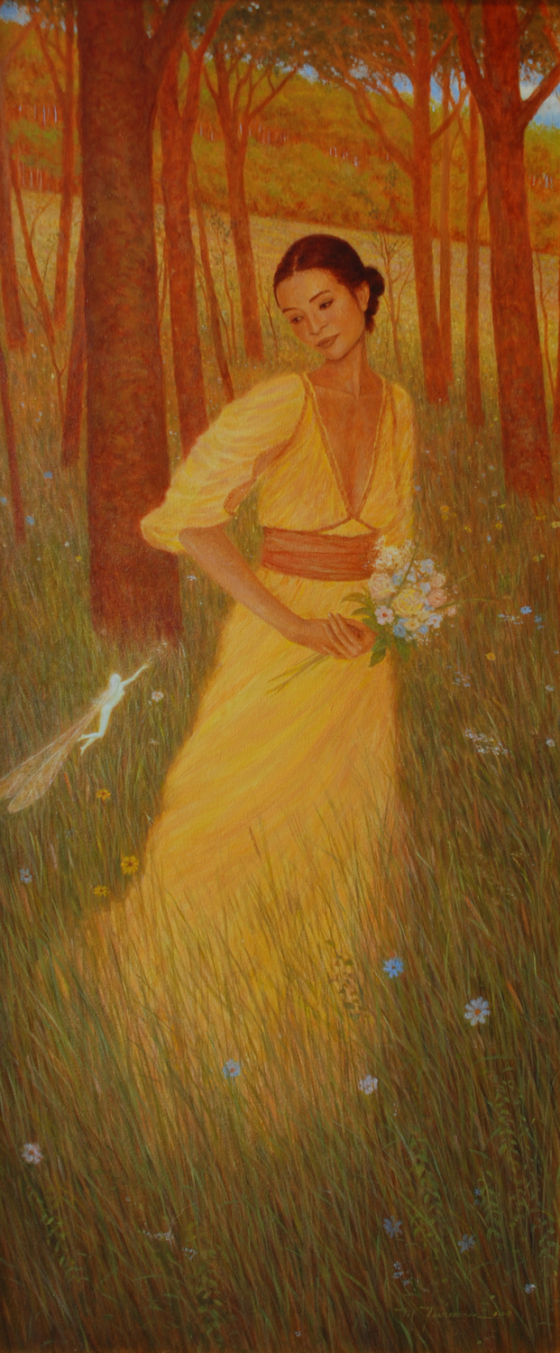 enchanted moment (Sy) Artwork by marc fishman