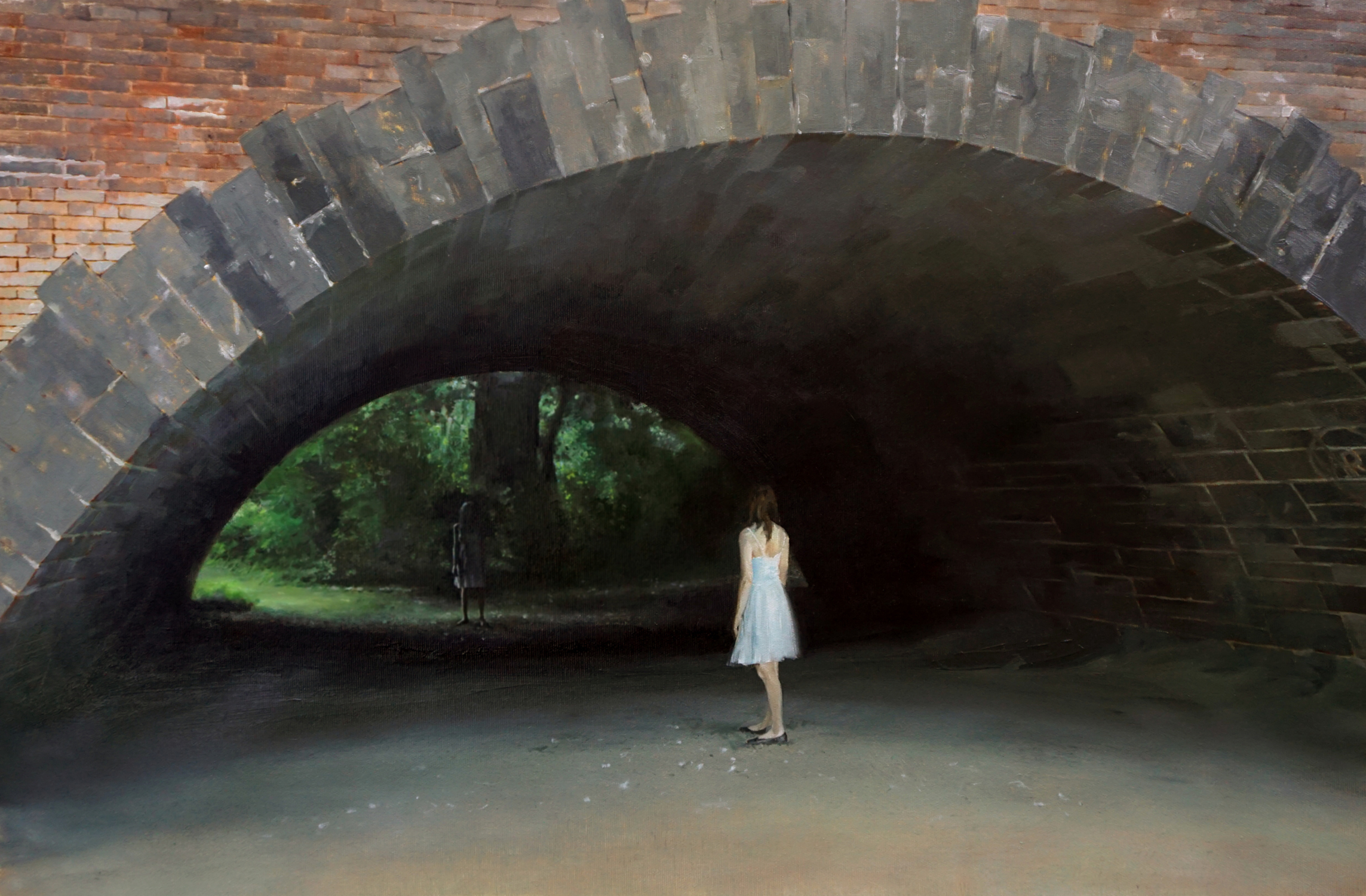The Other Side Artwork by Linda Adair