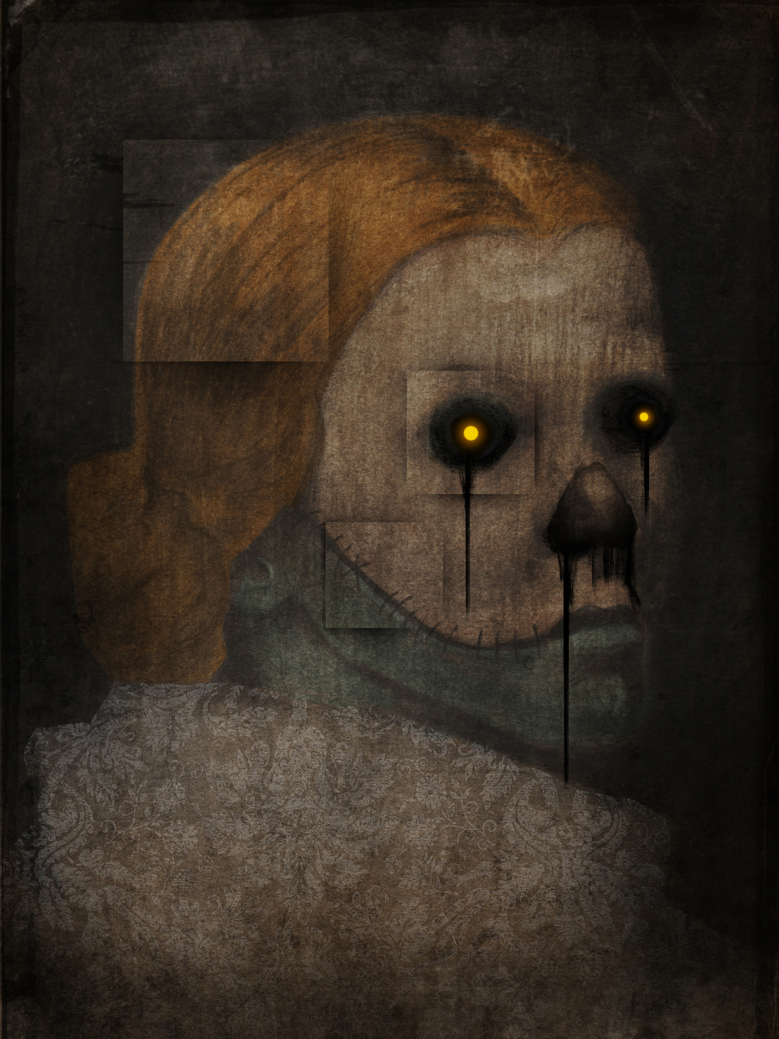Governess  Artwork by Trevin Wyant