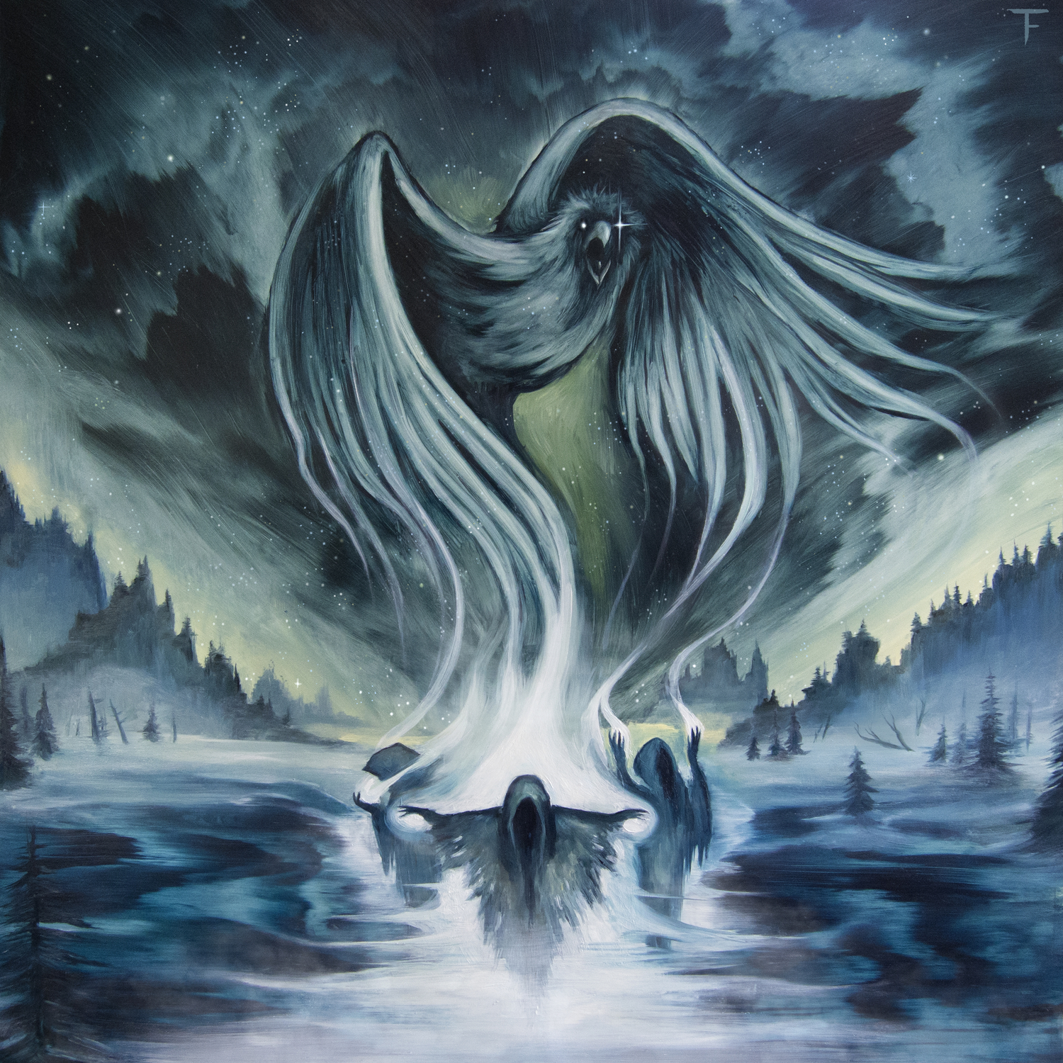 Summon the Mist Artwork by tanya finder