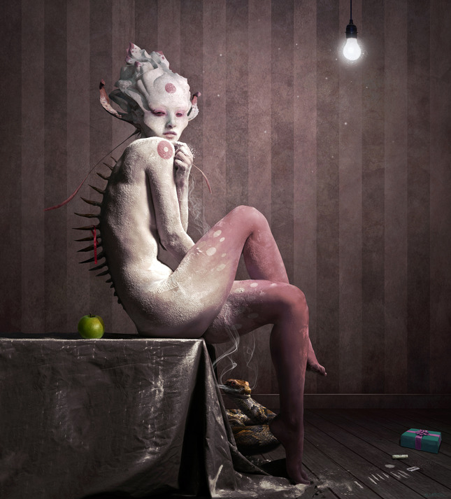Corpus Delicti Artwork by Oliver Wetter